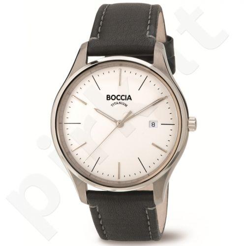 Vyriškas laikrodis BOCCIA TITANIUM 3587-01