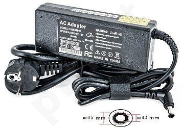 Notebook power supply SONY 220V, 92W: 19.5V, 4.74A