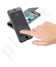 Apple iPhone 6/6S atverčiamas dėklas Touch Cellular juodas