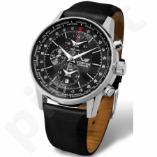 Vyriškas laikrodis Vostok Europe Gaz-14 Limousine World Timer/Alarm  YM26-560A254