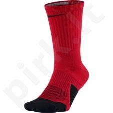 Kojinės krepšiniui Nike Dry Elite 1.5 Crew Basketball M SX5593-657 raudonas