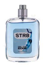 STR8 On the Edge, tualetinis vanduo vyrams, 100ml, (Testeris)