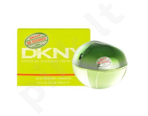 DKNY Be Desired, EDP moterims, 100ml