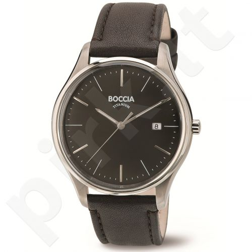 Vyriškas laikrodis BOCCIA TITANIUM 3587-02