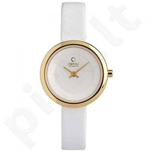 Moteriškas laikrodis OBAKU OB V146LXGIRW
