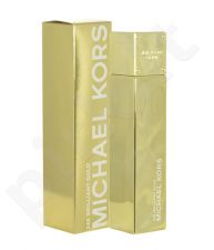 Michael Kors 24K Brilliant Gold, EDP moterims, 50ml, (testeris)