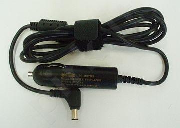 Notebook car power supply SONY 12V, 92W: 19.5V, 4.74A