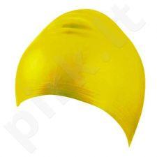 Kepuraitė plaukimui unisex lateksinė 7344 2 yellow