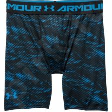 Kompresiniai šortai Under Armour HeatGear® Armour Printed Compression M 1257473-428
