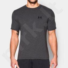 Marškinėliai treniruotėms Under Armour Sportstyle Left Chest Logo M 1257616-090