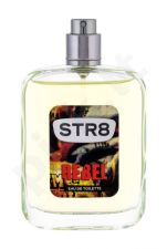 STR8 Rebel, tualetinis vanduo vyrams, 100ml, (Testeris)