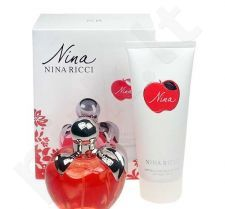 Nina Ricci (EDT 80 ml + 100 ml kūno losjonas) Nina, rinkinys moterims