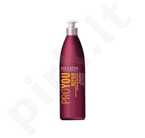 Šampūnas pažeistiems plaukams Revlon ProYou Repair šampūnas, 350ml