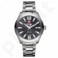 Vyriškas laikrodis Swiss Military 5.4185.04.007