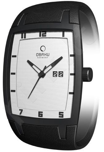 Vyriškas laikrodis Obaku Harmony V114GBWRB