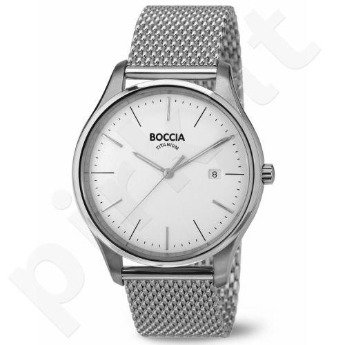 Vyriškas laikrodis BOCCIA TITANIUM 3587-03