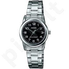 Casio Collection LTP-V001D-1BUDF moteriškas laikrodis