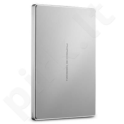 External HDD LaCie Porsche Design Mobile Drive 4TB USB 3.1