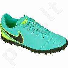Futbolo bateliai  Nike Tiempo Rio III TF Jr 819197-307