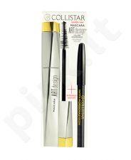 Collistar blakstienų tušas Art Design, kosmetika moterims, 13,2ml, (Extra Black)