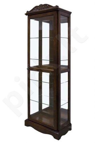 Lentyna su veidrodine dalimi 183,5x66x36 cm