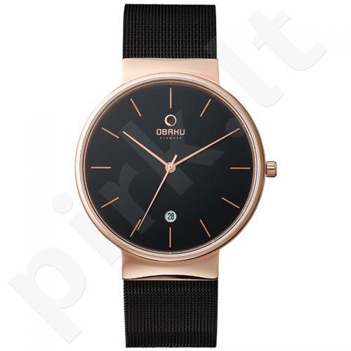 Vyriškas laikrodis OBAKU OB V153GDVBMB