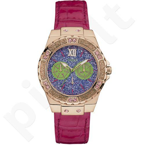 Guess Limelight W0775L4 moteriškas laikrodis