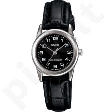 Casio Collection LTP-V001L-1BUDF moteriškas laikrodis