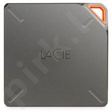 Bevielis išorinis diskas LaCie Fuel 1TB USB3, WiFi spindulys 45m, Iki 10 val