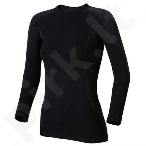 Marškinėliai termoaktyvūs ODLO crew neck  Evolution X-Warm W 180831/15000