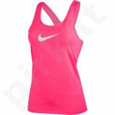 Marškinėliai treniruotėms Nike Pro Tank W 725489-618
