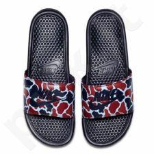 Šlepetės Nike Benassi Just Do It Print 631261-405