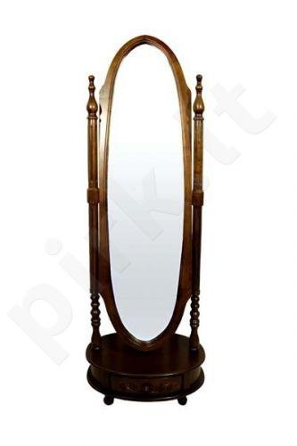 Pastatomas veidrodis 183x67x40 cm