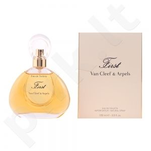 VAN CLEEF AND ARPELS FIRST edt vapo 100 ml Pour Femme