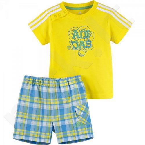 Komplektas Adidas Beach Kids D87903