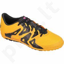 Futbolo bateliai Adidas  X 15.3 TF Jr S74663