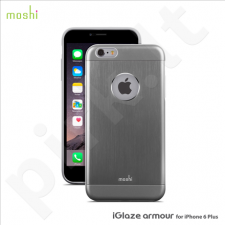 Apple iPhone 6/6S + iGlaze Amour snap-on dėklas 80021 pilkas