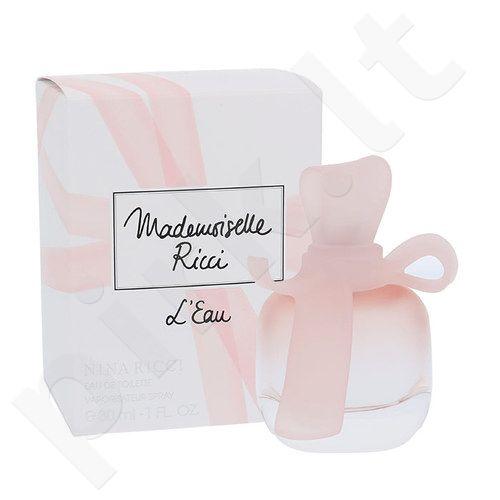 Nina Ricci Mademoiselle Ricci L´Eau, EDT moterims, 30ml