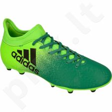 Futbolo bateliai Adidas  X 16.3 FG M BB5855