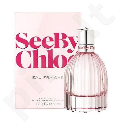 Chloe See by Chloe Eau Fraiche, tualetinis vanduo moterims, 50ml