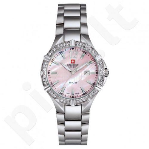 Moteriškas laikrodis Swiss Military 6.7163.04.010