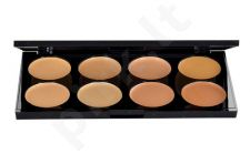 Makeup Revolution London Cover & Conceal Palette, kosmetika moterims, 10g, (Light-Medium)