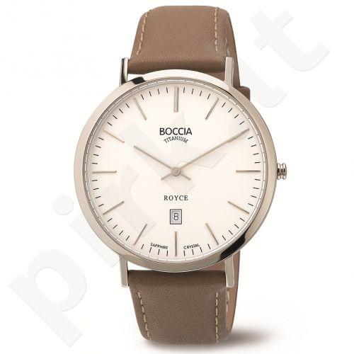 Vyriškas laikrodis BOCCIA TITANIUM 3589-01