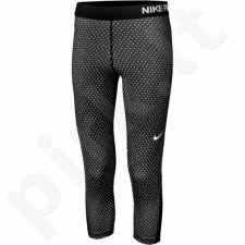 Sportinės kelnės Nike Pro Cool Capri 3/4 W 803162-010