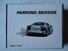 4-rių jutiklių parkavimo sistema su nematomu LED vaizduokliu