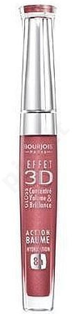 Lūpų blizgesys BOURJOIS Paris 3D Effet Gloss 20, 5,7ml