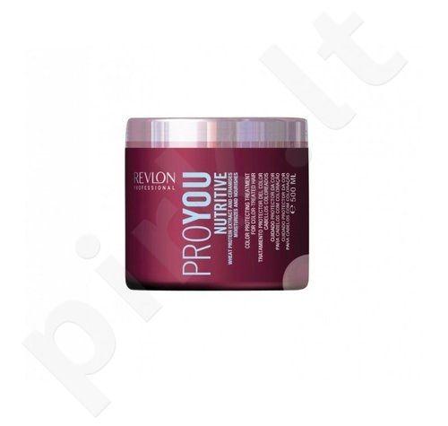 Revlon ProYou Nutritive kaukė, 500ml, kosmetika moterims
