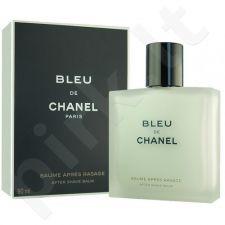 Chanel Bleu de Chanel, 90ml, balzamas po skutimosi, vyrams