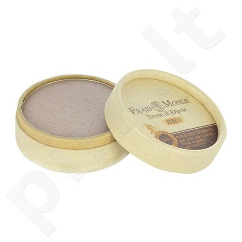 Frais Monde Bio Compact akių šešėliai, kosmetika moterims, 3g, (8)