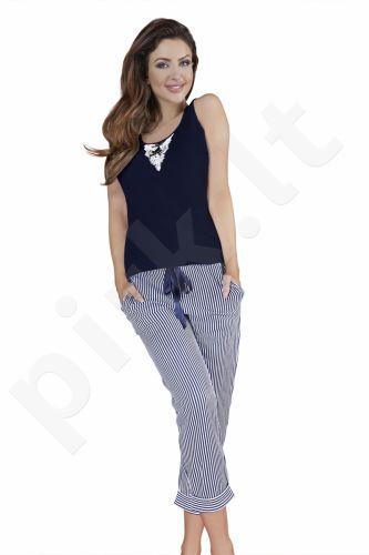 Babella pižama tamsiai mėlynos spalvos 3010 (limituota versija)